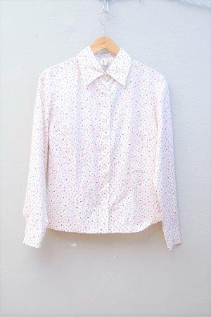 80er Vintage Shabby Bluse