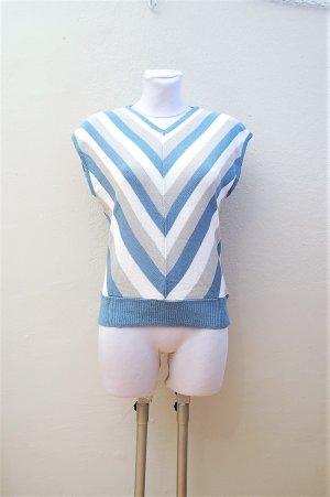 80er Vintage Strick Shirt