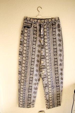 80ies High Waist Jeans Gr.36,38