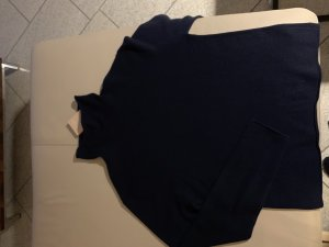 81hours Cashmere Jumper dark blue cashmere