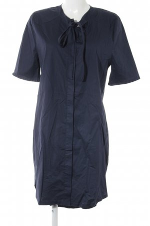 "81hours Blouse Dress ""Etienne "" dark blue"