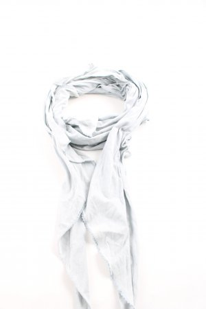 81hours Neckerchief light grey casual look