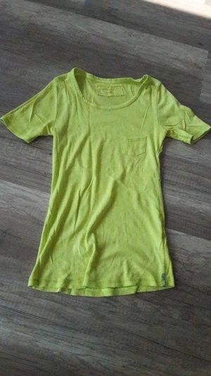81hours Shirt T-Shirt Neongrün Lime Limette Neon S