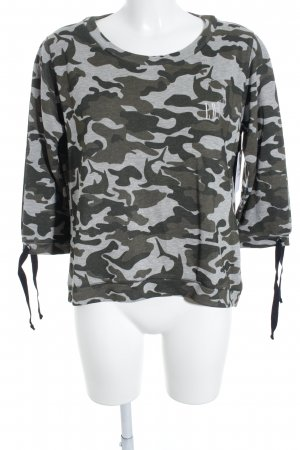 81hours Sweatshirt Camouflagemuster Country-Look