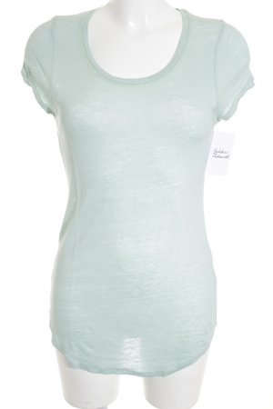 81hours T-shirt menta stile casual