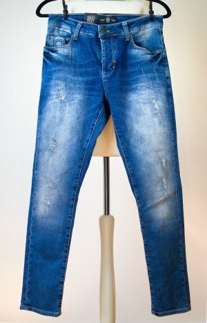 883 Police Jeans, neu mit Etikett - ungetragen, Grösse M - unisex