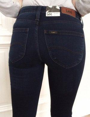 89,99€ Lee Jeans Skinny dunkelblau W24 L31 NEU