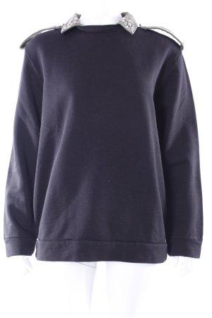 8PM Pullover mit Nieten