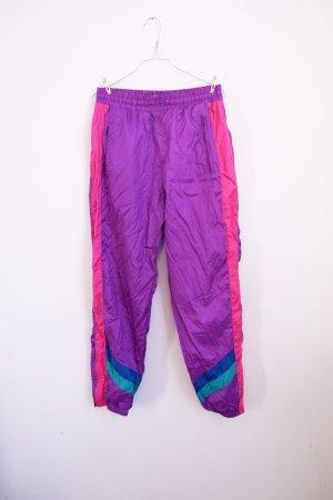 90er jahre true vintage glanz jogginghose M unisex