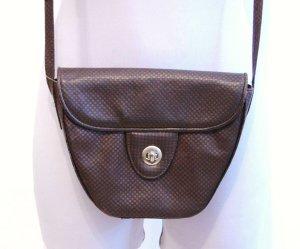 90er Vintage Handtasche - Metallic