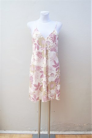 90er Vintage Kleid mit Blumen