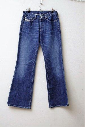 90er Vintage Schlag Jeans