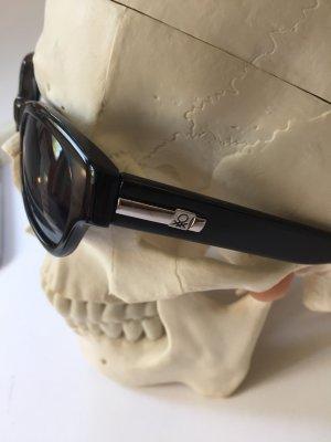 Benetton Angular Shaped Sunglasses black