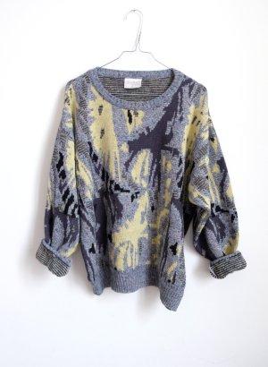 Norwegian Sweater grey-primrose