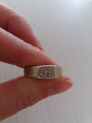 925 Silber Ring Echtsilber Zirkonia Gr 52