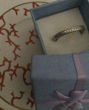 925 Silber Ring/ Memory Ring