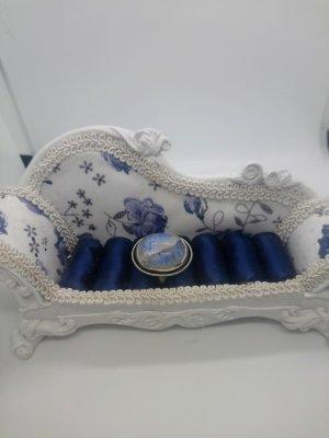925 Silber Ring Mondstein