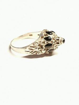 925 Silber Ring Vintage