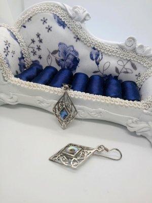 925 Silber Vintage Ohringe