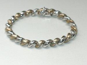 925 SILBERARMBAND DESIGN Juwelierstück Panzerarmband massiv Sterling Silber