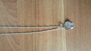 *925 Sterling Silber Halskette*