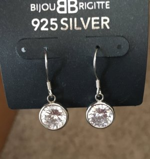 925 Sterling Silber Ohrringe Cubic Zirconia