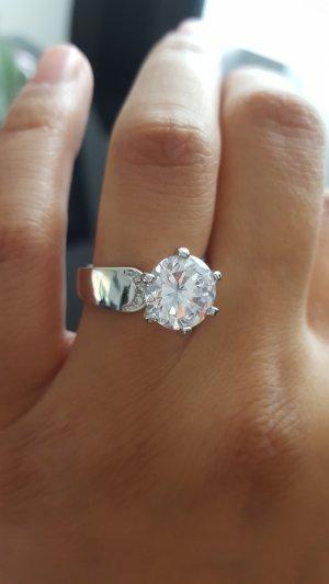 925er Silber Ring 16mm