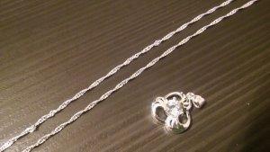 925er Silberkette mit Anhänger
