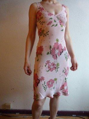 SUPERSÜSSES KLEIDCHEN ROSA H&M Sommerliches Blumenmuster