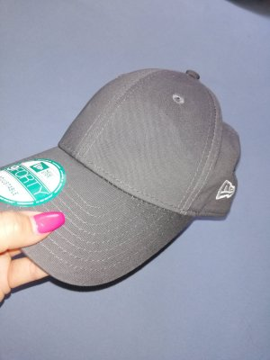 9Forty Gorra gris oscuro