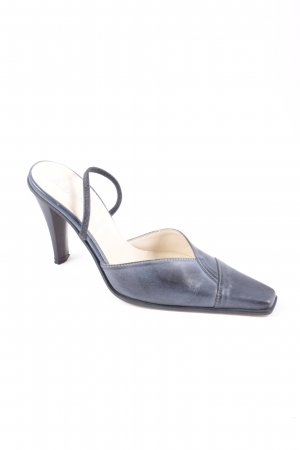 A. D. Collection Spitz-Pumps mehrfarbig Retro-Look