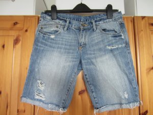A&F Abercrombie&Fitch boyfriend Jeansshorts 28 TOP