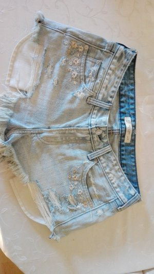 *A&F Abercrombie&Fitch Hotpants Shorts Jeans W27 Gr.S US IMPORT*