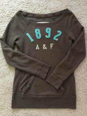 Abercrombie & Fitch Sweat Shirt multicolored