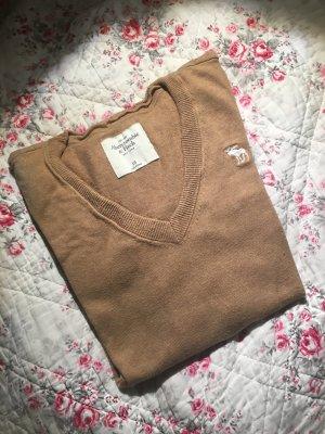 A&F V-Ausschnitt Pullover