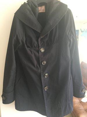 Review Oversized Jacket dark blue