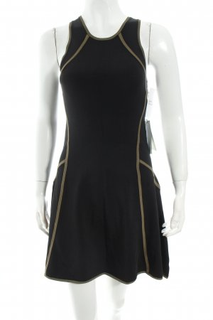 A.L.C. A-Linien Kleid mehrfarbig Casual-Look