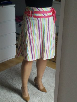 Mango Circle Skirt multicolored
