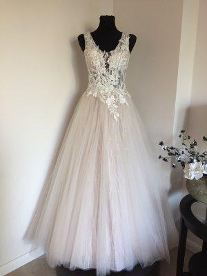 A-Linie Brautkleid Hochzeitskleid Gr. 36/38