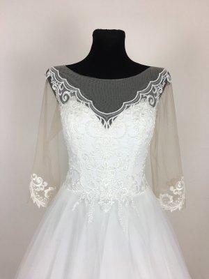 A-Linie Brautkleid Hochzeitskleid Gr. 40-42 Ivory