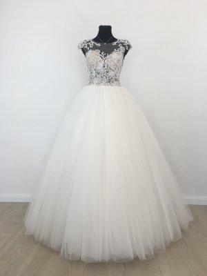 A-Linie Prinzessinnen Brautkleid Hochzeitskleid Gr. 38-40