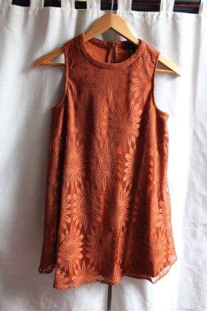 A-Linien Kleid aus Spitze