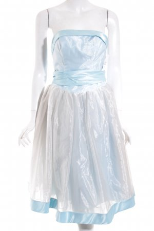 A-Linien Kleid babyblau Elegant