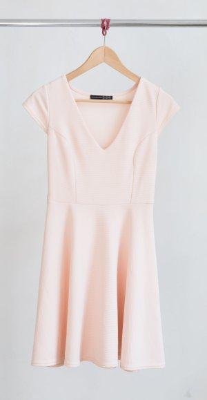 A-Linien Kleid - hellrosa