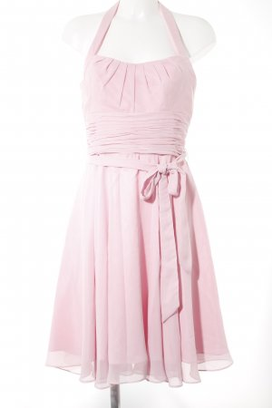 A Line Dress light pink-pink romantic style