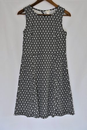 A-Linien Kleid mit cut out