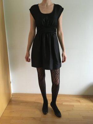 A-Linien Kleid mit Masche