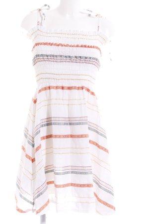 A-Linien Kleid Mustermix Romantik-Look