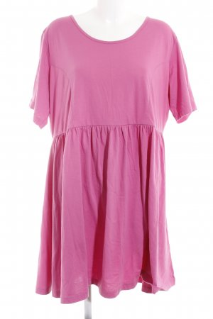 A-lijn jurk roze casual uitstraling
