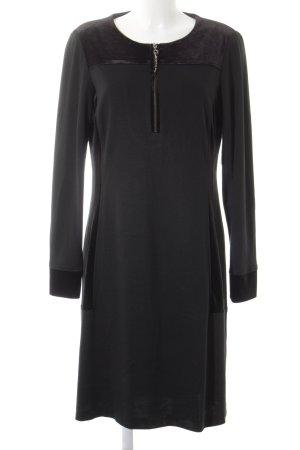 A-Linien Kleid schwarz Party-Look